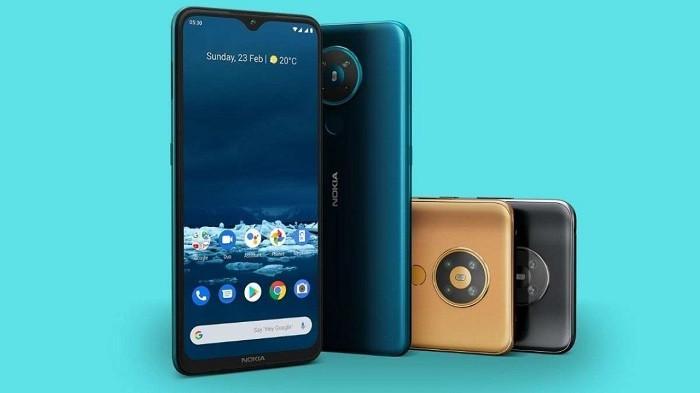 Nokia G300 Diklaim Jadi HP 5G Paling Terjangkau, Cek Harga dan Spesifikasinya