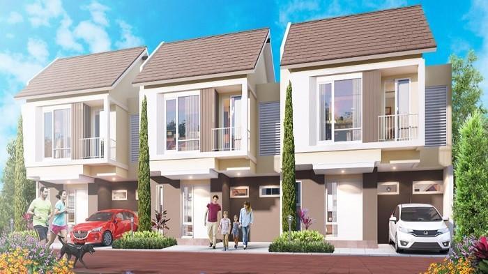 Rumah Fully Furnished Cluster Zuma di Tangerang Selatan, Cek Harga dan Spesifikasi Huniannya