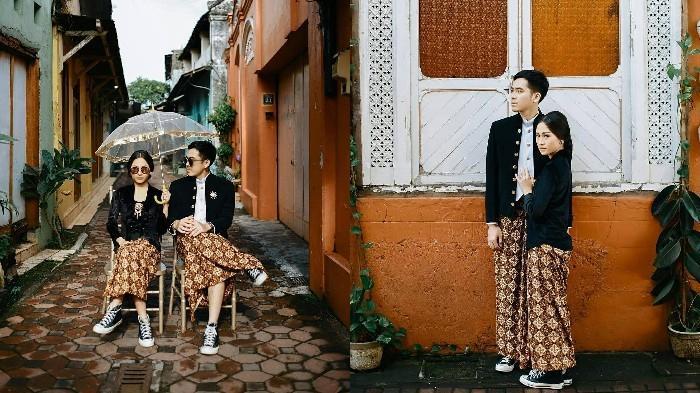 4 Baju Adat Bisa Jadi Referensi untuk Foto Prewedding Bergaya Tradisional