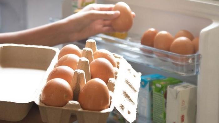 Jangan Sembarangan, Ternyata Simpan Telur di Kulkas Bisa Bahayakan Kesehatan