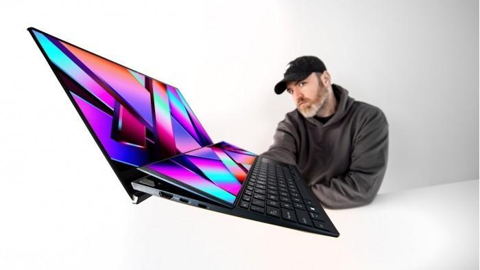 Cek Harga Laptop ASUS ZenBook Duo 14  (UX482) per Juli 2021