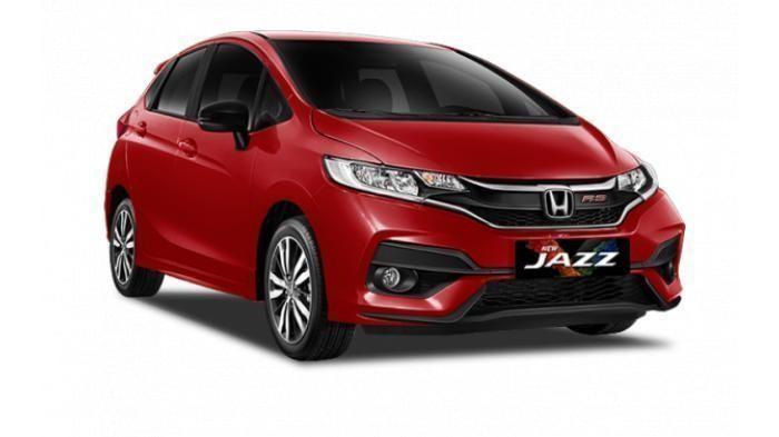 Cek Harga Mobil Honda Jazz Bekas Tahun 2017 per Juli 2021