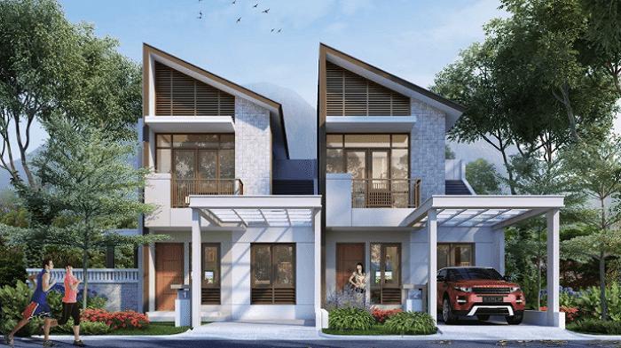 Cek Harga dan Pilihan Rumah Cluster di Bandung, Dijual Mulai 900 Jutaan