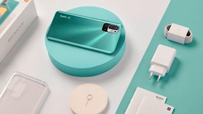 Harganya Cuma Rp 2 Jutaan, Cek Spesifikasi Xiaomi Redmi Note 10 5G Pesaing Asus ROG Phone 5