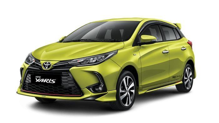 Cek Harga Hatchback All New Yaris Bekas Tahun 2017 di DKI Jakarta
