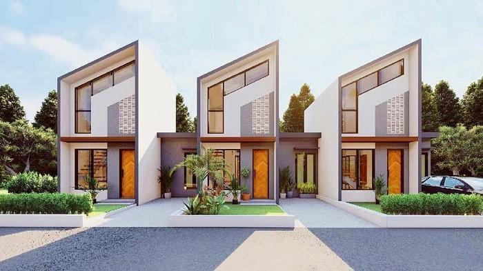 Pilihan Rumah Tropis Minimalis di Wilayah Bandung, Harganya Mulai Rp 500 Jutaan