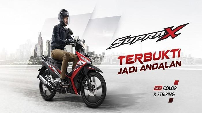 Cek Harga Honda Supra X 125 Bekas Tahun 2014 dan 2015 di Jakarta