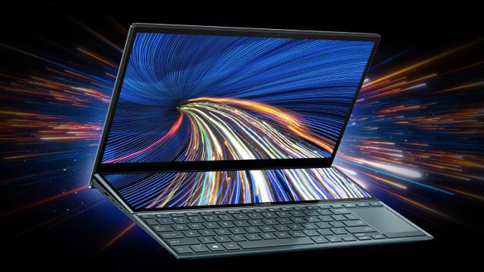 Cek Harga Laptop ASUS ZenBook Duo 14 (UX482) per September 2021