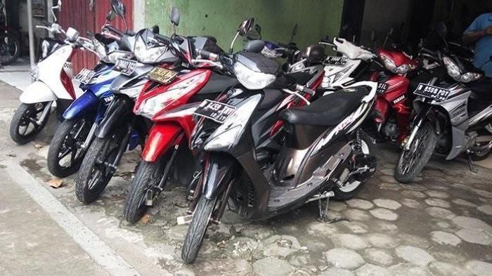 Honda BeAT hingga Suzuki Spin, Ini Pilihan Motor Bekas Harga Rp 3 Jutaan di Tangerang Selatan