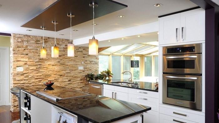 3 Ide Model Plafon untuk Dapur Minimalis Agar Tampilannya Lebih Modern