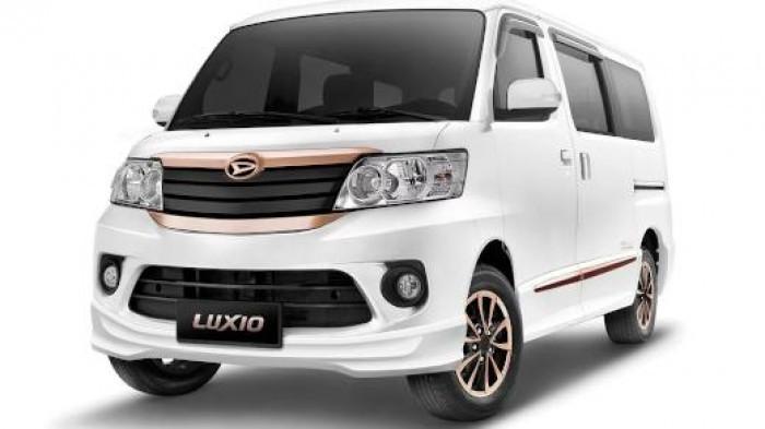 Bisa Jadi Mobil Keluarga Pilihan, Cek Harga Daihatsu Luxio Bekas 2019
