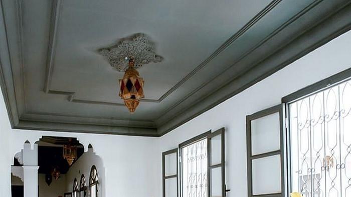 Cara Bersihkan Plafon Rumah dengan Mudah Agar Tampilan Ruang Lebih Menawan
