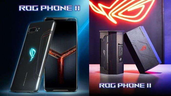 Cek Harga 3 Rekomendasi HP Asus Bekas, Ada ROG Phone 2 dan ROG Phone 3