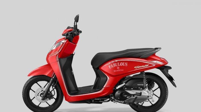 Cek Harga Honda Genio Bekas Pertengahan September 2021