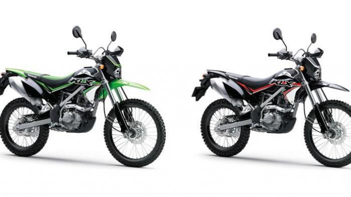Cek Harga Terbaru Motor Off Road Kawasaki KLX OTR DKI Jakarta Termurah Rp 30 jutaan