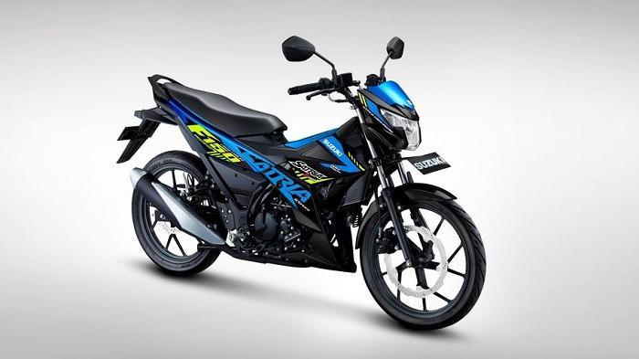 Cek Harga dan Skema Kredit Suzuki All New Satria F150 di Jakarta, Angsuran Murah
