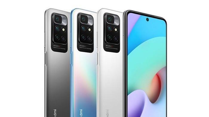 Dijual Mulai Rp 1 Jutaan, Cek Spesifikasi HP Xiaomi Redmi 10 yang Akan Rilis 22 September 2021