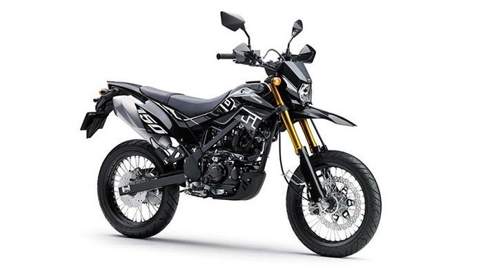 Harga Selisih Tipis, Lebih Pilih Kawasaki D-Tracker Tipe SE dan Standar Nih?