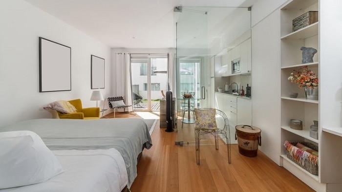 Hunian Minimalis dengan Harga Terjangkau Jadi Pilihan, Cek Dekorasi Apartemen Kecil Yang Satu Ini