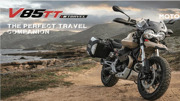 Indonesia Kedatangan Motor Sport Terbaru dari Aprilia dan Moto Guzzi, Yuk Cek Harga Barunya