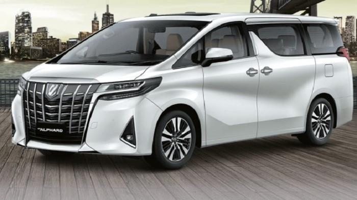 Kepincut MPV Mewah? Cek Harga Toyota Alphard Akhir September 2021 OTR Jakarta