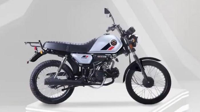 Motor Baru Bergaya Retro Scrambler Rilis dengan Harga Lebih Murah dari Kawasaki W175