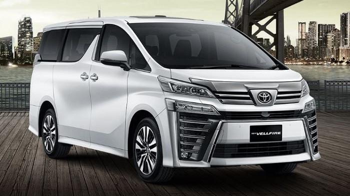 Toyota Vellfire Bisa Dibeli Kredit dengan Angsuran Rendah, Cek Harga dan Simulasi Cicilannya OTR Jakarta