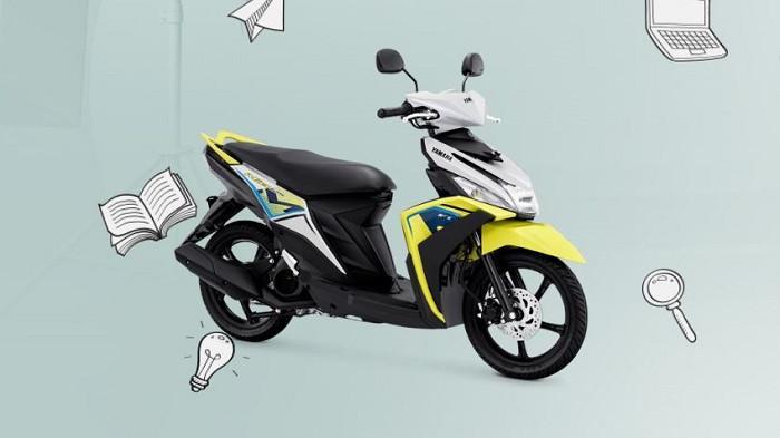Yamaha Mio M3 125 Diberi Penyegaran Warna, Yuk Cek Harga Terbarunya OTR Jakarta